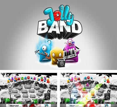 In addition to the game Car Unblock for Android phones and tablets, you can also download Jelly Band for free.