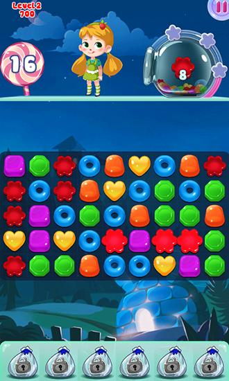Jelly blast screenshot 2
