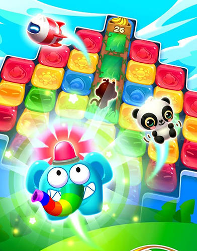 Jelly blast mania: Tap match 2! screenshot 3