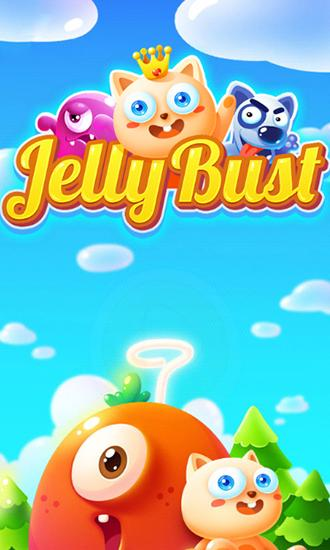 Jelly bust poster