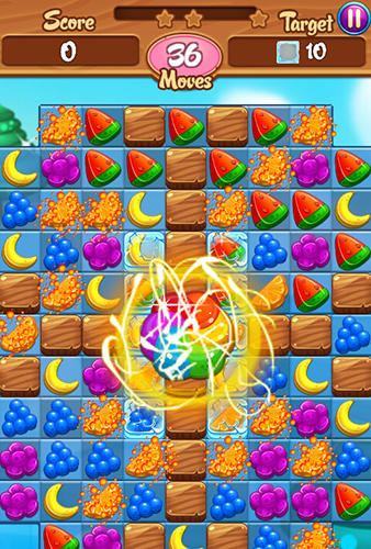 Screenshots do Jelly crush - Perigoso para tablet e celular Android.