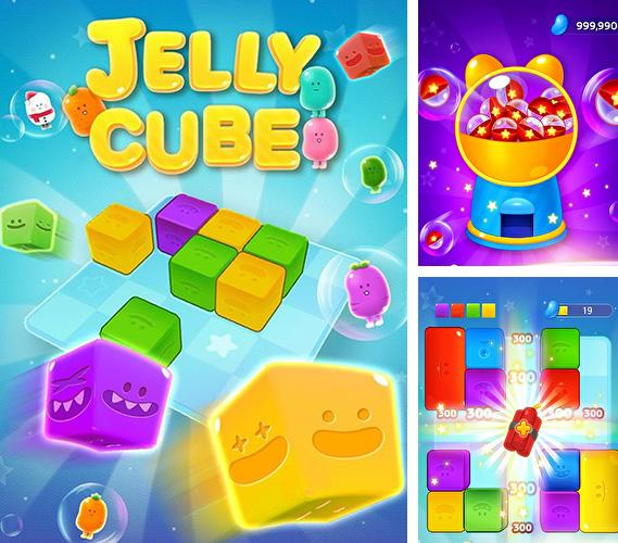 In addition to the game Stack jump for Android phones and tablets, you can also download Jelly cube for free.