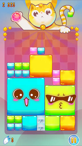 Jelly go! Cute and unique screenshot 2