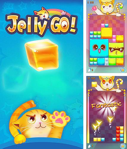 Jelly go! Cute and unique