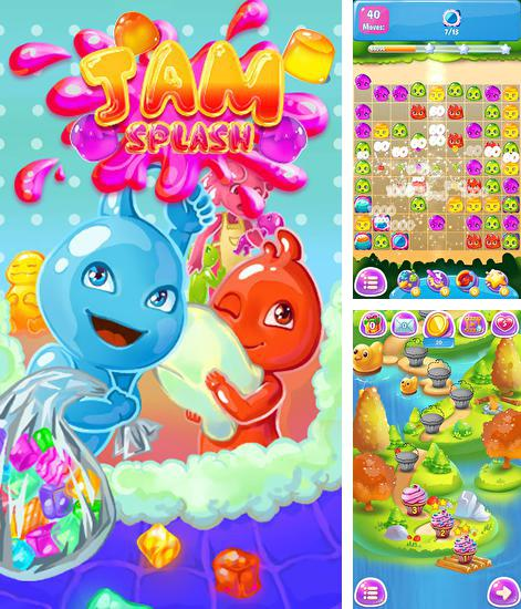 Jelly jam splash: Match 3
