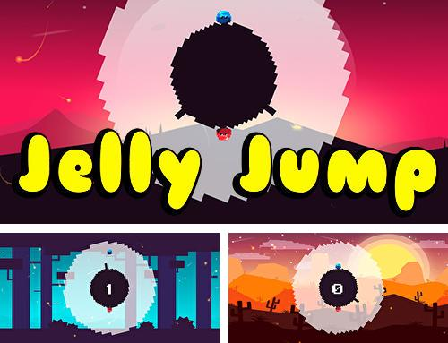 Jelly jump by NoCom_Dev