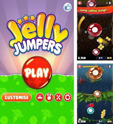 In addition to the game Cubemen for Android phones and tablets, you can also download Jelly Jumpers for free.