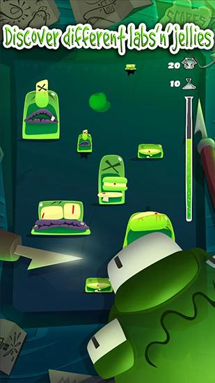 Jelly lab screenshot 2
