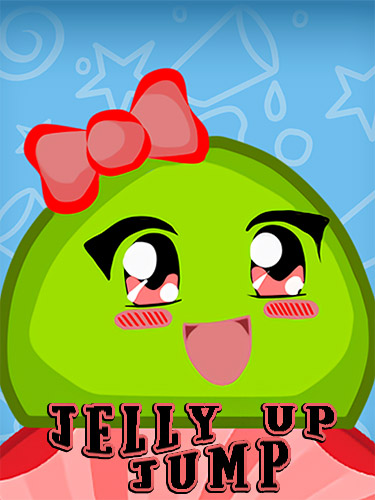 Jelly up jump poster