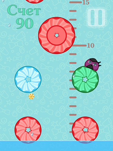 Jelly up jump screenshot 2