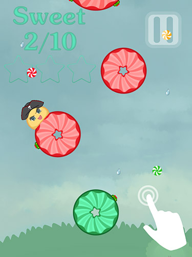 Jelly up jump screenshot 3