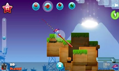 Screenshots of the Jelly Wars Online for Android tablet, phone.
