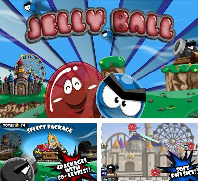In addition to the game Anger B.C. TD for Android phones and tablets, you can also download JellyBall for free.