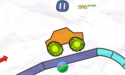 Download JellyCar 3 Android free game.