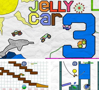 In addition to the game Microbe Game for Android phones and tablets, you can also download JellyCar 3 for free.
