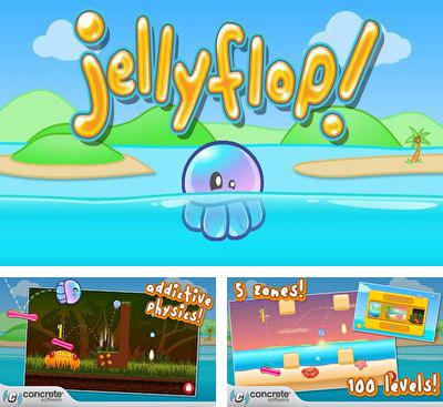 In addition to the game Farts vs Zombies for Android phones and tablets, you can also download Jellyflop! for free.