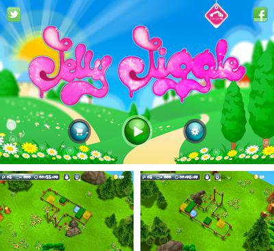 In addition to the game Troll Parking 3D for Android phones and tablets, you can also download JellyJiggle for free.