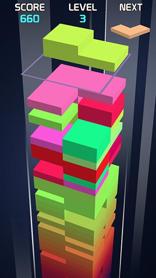 Screenshots do Jengris puzzle 3D - Perigoso para tablet e celular Android.