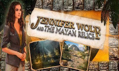 Jennifer Wolf and the Mayan Relics HD обложка