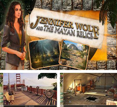 In addition to the game BiuBiuPiggy for Android phones and tablets, you can also download Jennifer Wolf and the Mayan Relics HD for free.