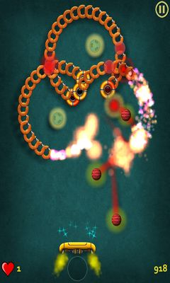 Screenshots of the Jet Ball for Android tablet, phone.