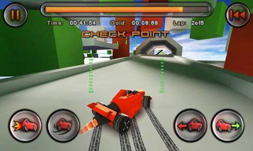 Dans le jeu de course automobile en 3D, Driving Speed 2, choisissez l'une des quatre voitures du jeu et participez à des courses contre 11 adversaires. Le jeu comporte deux circuits de comp&eac...