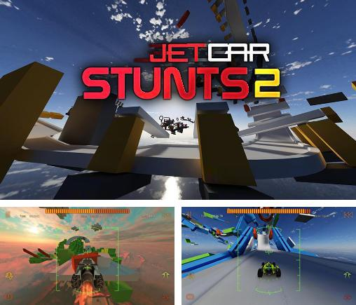 jet car stunts 2 hacked apk