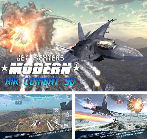 En plus du jeu Monde d'Avions pour téléphones et tablettes Android, vous pouvez aussi télécharger gratuitement Chasseur à réaction: Combat moderne aérien 3D, Jet fighters: Modern air combat 3D.
