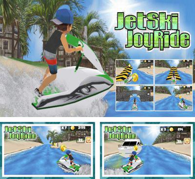 In addition to the game Kyubo for Android phones and tablets, you can also download Jet Ski Joyride for free.