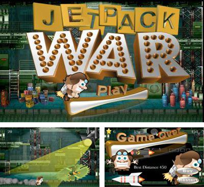 In addition to the game Chuash 'em for Android phones and tablets, you can also download Jetpack War for free.