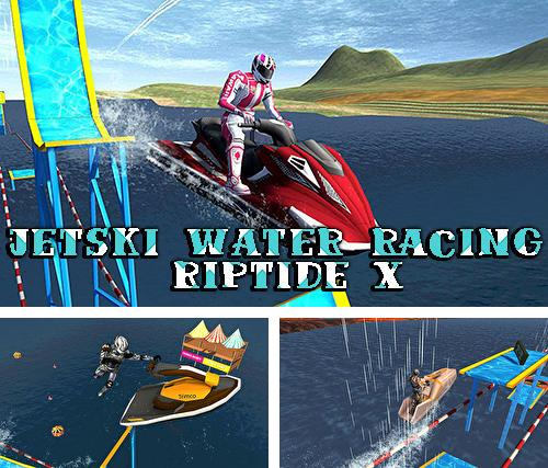 In addition to the game Hill top racing mania for Android phones and tablets, you can also download Jetski water racing: Riptide X for free.