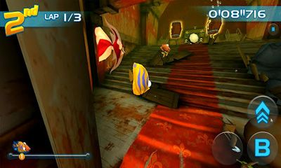 Jett Tailfin Racers screenshot 1