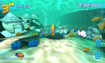 Jett Tailfin Racers screenshot 3