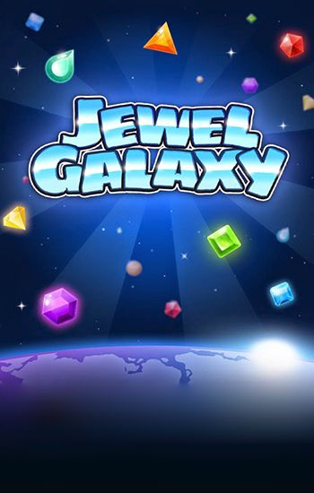 Jewel galaxy poster