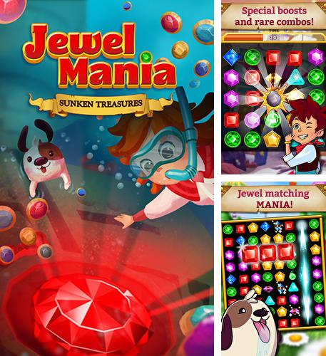 Jewel mania: Sunken treasures
