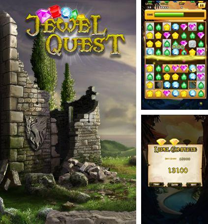 Jewel quest saga