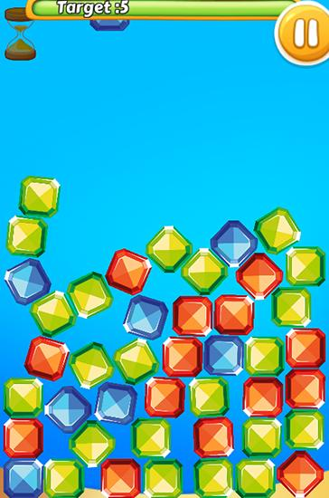 Jewel rush: Match color screenshot 3