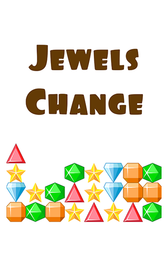 Jewels change poster