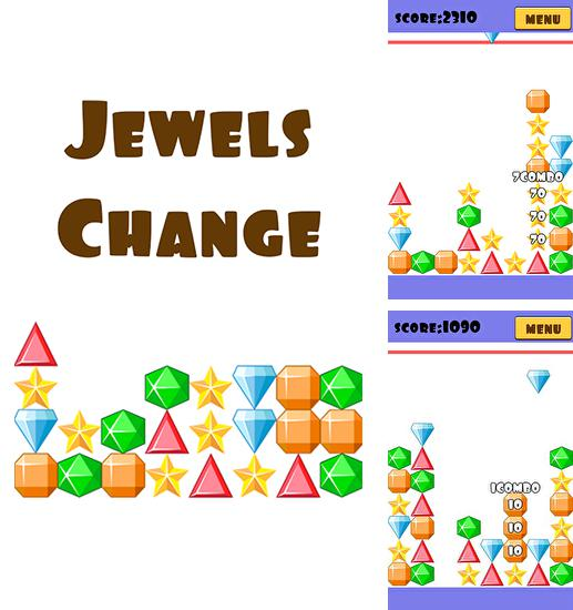 Jewels change