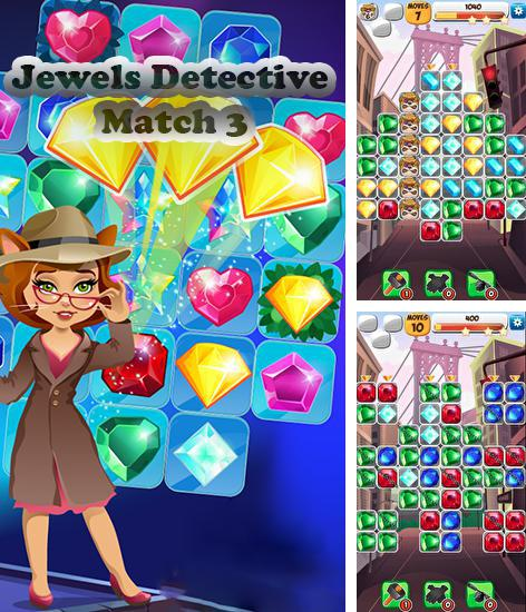 Jewels detective: Match 3