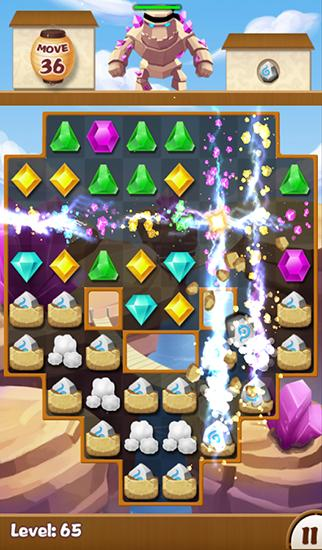 Get full version of Android apk app Jewels ninja for tablet and phone.