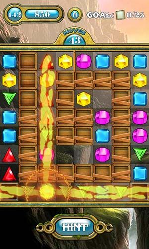 Get full version of Android apk app Jewels saga for tablet and phone.