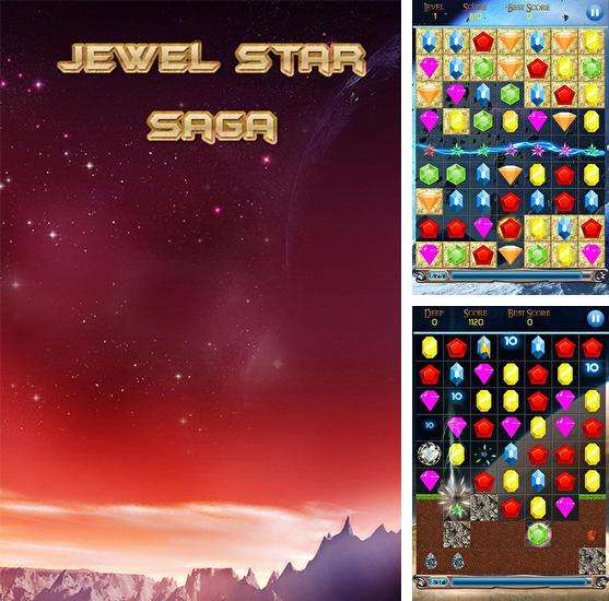 Jewels star saga