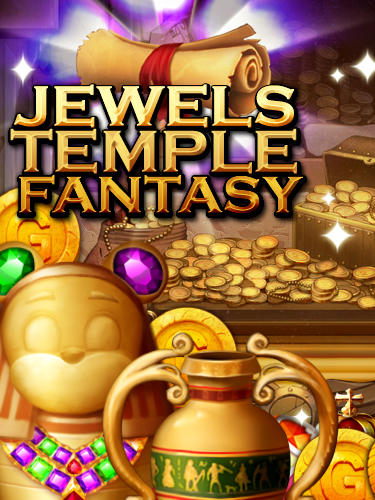 Jewels temple fantasy