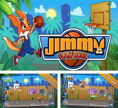 In addition to the game Survival Penguin Battle Royal for Android phones and tablets, you can also download Jimmy Slam Dunk for free.