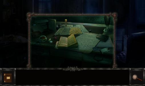 Screenshots von John Raven: The curse of the Blue butterfly für Android-Tablet, Smartphone.