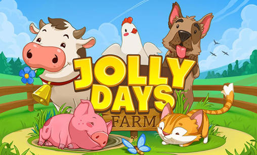 Jolly days: Farm обложка