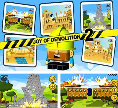 In addition to the game Amazing Breaker for Android phones and tablets, you can also download Joy Of Demolition 2 for free.