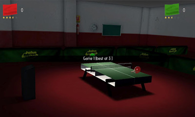 JPingPong Table Tennis screenshot 2