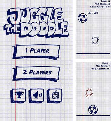 In addition to the game Hiring Day for Android phones and tablets, you can also download Juggle the Doodle for free.